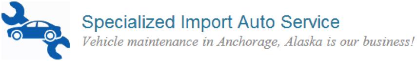 Specialized Import Auto Service