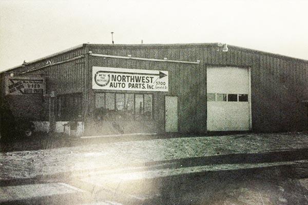 about North west auto parts